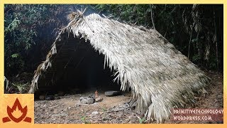 Download Primitive Technology: A-frame hut Video