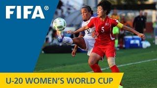 Download MATCH 29: KOREA DPR v USA - FIFA Women's U20 Papua New Guinea 2016 Video