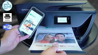 Download Best HP All-in-One Printer Review - Print DIRECT from iPhone/Android! Video