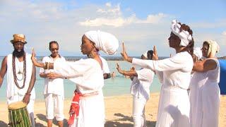 Download RA SEKHI HEALING RITUAL - Labadee, Haiti Video