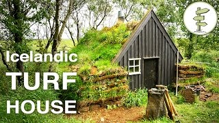Download Beautiful Tiny Turf House in Iceland - Full Tour & Interview Video