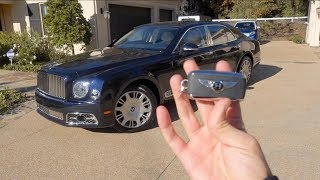 Download So, a Bentley Mulsanne instead of a Rolls? Video