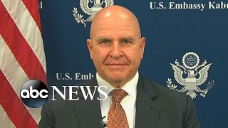 Download McMaster says 'there's an international consensus' that North Korea threat can't continue Video