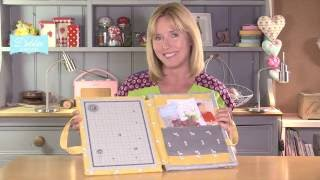 Download A handy ironing/cutting station for you to make! By Debbie Shore Video