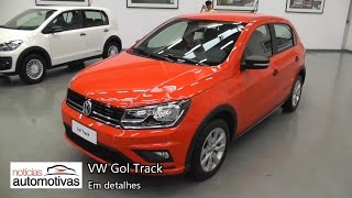 Download Volkswagen Gol Track 2017 - Detalhes - NoticiasAutomotivas.br Video