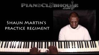 Download ♫ Shaun Martin's Practice Regimen ♫ Video