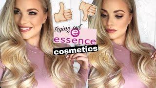 Download TRYING NEW ESSENCE COSMETICS | Jessica van Heerden Video