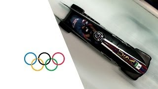 Download Steven Holcomb On Piloting The ″Night Train″ To Olympic Gold | Sochi 2014 Winter Olympics Video