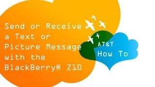 Download BlackBerry Z10 : Text or Picture Message Video