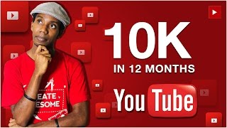 Download How to Get 10K YouTube Subscribers in 12 Months Video