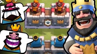 Download 2V2 CLAN BATTLES! THIS IS NUTS! | Clash Royale Video