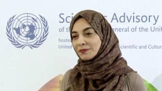 Download Interview with Prof Dr Hayat Sindi, Saudi-Arabia Video