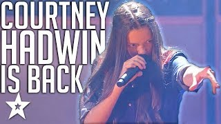 Download 14 Y.O Rock Star Is BACK With An Original on AGT Champions | Got Talent Global Video