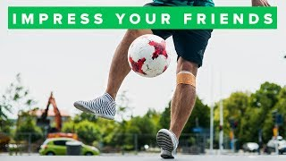 Download 5 Simple Football Skills That Will Impress Your Friends! PT 2 Video