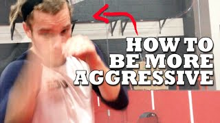 Download How to be Aggressive in a Fight! Pressure Fighting & Boxing Video