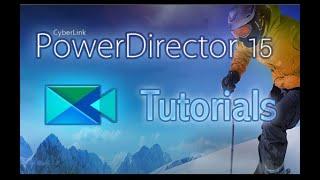 Download CyberLink PowerDirector 15 - The 360° Editor Tutorial [COMPLETE]* Video