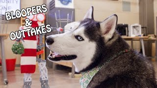 Download UConn Holiday Bloopers & Outtakes Video