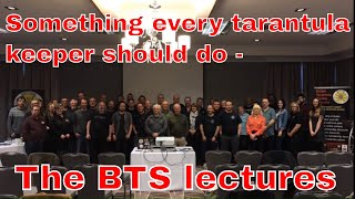 Download Pre BTS lectures 2019 talk and information Video