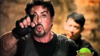 Download The Expendables: Behind The Scenes Video