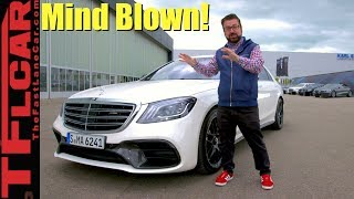 Download These New 2018 Mercedes S-Class Features Will Blow Your Mind! Video