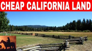 Download 6 Places In California To Buy Cheap Land Video