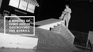 Download 6 Minutes Of Chris Joslin Destroying The Berrics Video