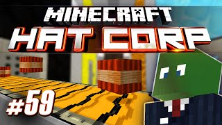 Download Minecraft Hat Corp - TNT Conveyor #59 Video