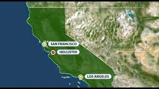 Download Series of earthquakes in California: Big one coming? Video