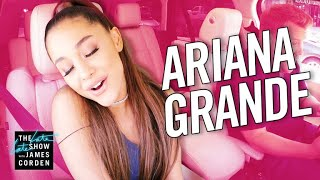 Download Ariana Grande Carpool Karaoke Video