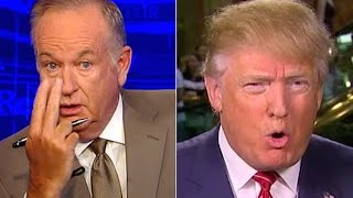 Download Bill O'Reilly Challenges Trump On Muslim Ban Video