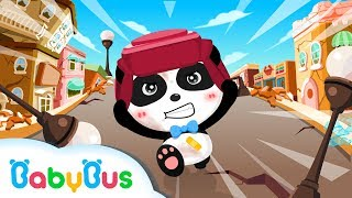 Download Baby Panda Earthquake Safety Tips | Kids Games | Gameplay Videos | For Children | BabyBus Video