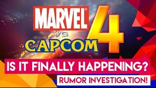 Download MARVEL VS CAPCOM 4: Is it finally happening?!?! Video