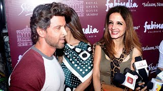 Download Hrithik Roshan & Ex Wife Suzanne's Rare Interview Together After DIVORCE Video