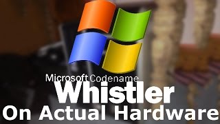 Download Installing Windows Whistler On Actual Hardware! Video