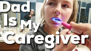 Download Why Dad Does More For Autistic Daughter Video