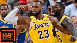 Download Los Angeles Lakers vs Golden State Warriors Full Game Highlights | 10.10.2018, NBA Preseason Video