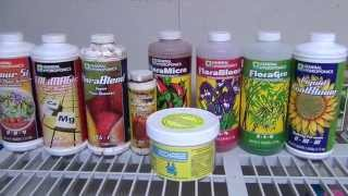 Download The Captain's General Hydroponics Nutrient Recipe Video
