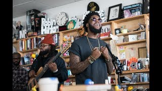 Download Big K.R.I.T.: NPR Music Tiny Desk Concert Video