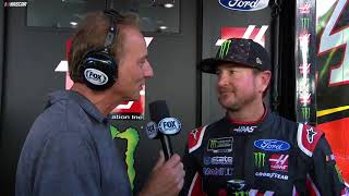 Download Kurt Busch explains how he lost pole to younger brother, Kyle Video