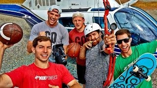 Download Extreme Trick Shots | Dude Perfect Video