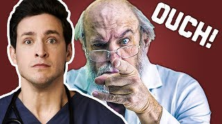 Download Harsh Criticism From a Doctor | How To Diffuse Any Argument! Video