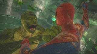 Download The Amazing Spider-Man (Video Game) Walkthrough - Chapter 12: Where Crawls the Lizard Video