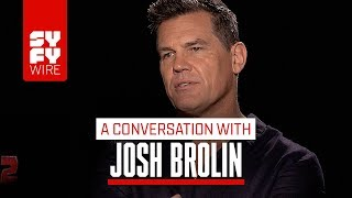 Download Deadpool 2's Josh Brolin On Why He Wants To Play Cable For Multiple Movies | SYFY WIRE Video