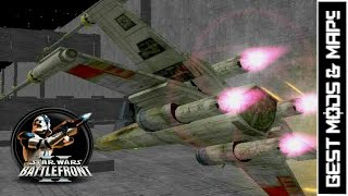 Download Star Wars Battlefront II (PC) HD: Best Mods & Maps: Attack on the Death Star Video