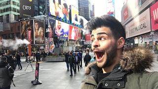 Download Visite de Times Square 😃 Video