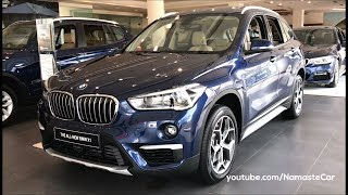Download BMW X1 F48 2017   Real-life review Video