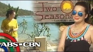 Download Kris TV: Kris tours Two Seasons Resort in Coron Video