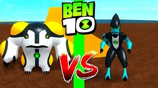 Download Ben 10 Cannonbolt VS Xlr8 Roblox Ben 10 Arrival of Aliens Remake Video