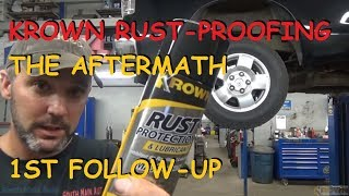 Download Krown Rust Proofing: The Aftermath 5 Months Later... Video