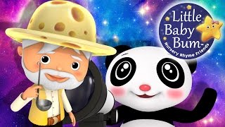 Download Little Baby Bum | Aiken Drum Man on The Moon | Nursery Rhymes for Babies | Songs for Kids Video